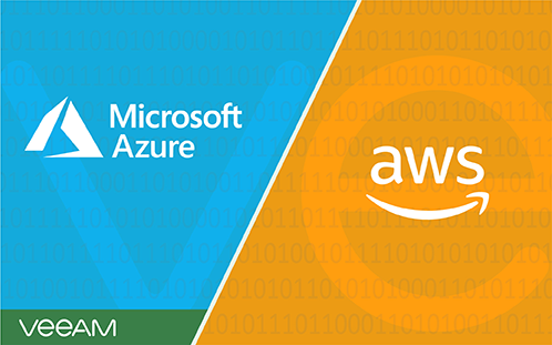 Veeam integration with AWS & Microsoft Azure | Ingram Micro