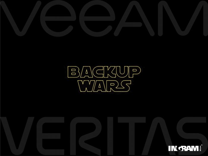 Veeam B&R vs Veritas Backup Exec - BCDR software with